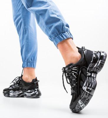 Pantofi Sport Elf Negri