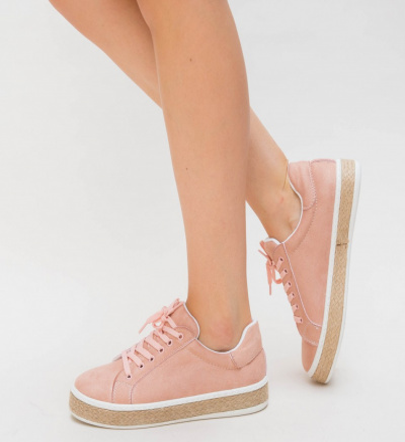 Pantofi Sport Elos Roz