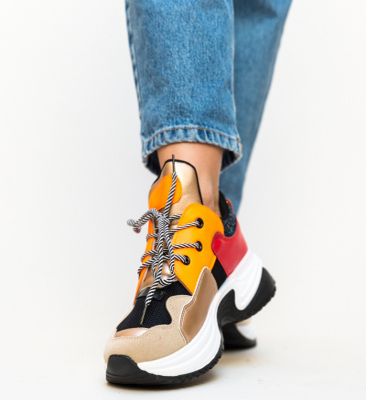 Pantofi Sport Eren Aurii