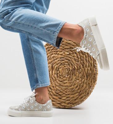 Pantofi Sport Ferzio Bej