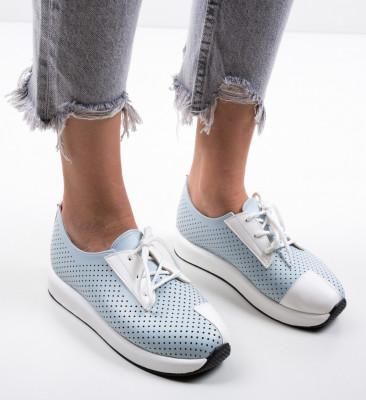 Pantofi Sport Fischli Albastri