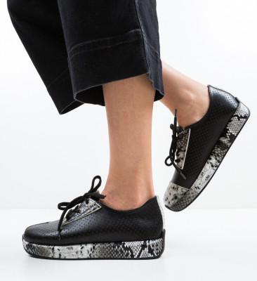 Pantofi Sport Fischli Negri 2