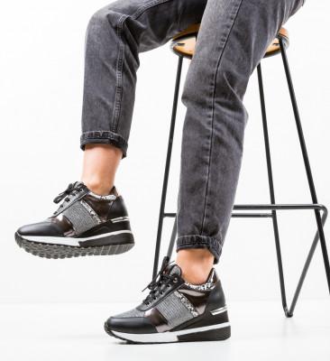 Pantofi Sport Hibara Gri