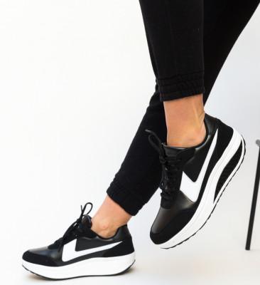 Pantofi Sport Jordani Negri 2