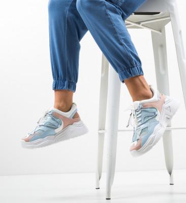 Pantofi Sport Kelio Albastri