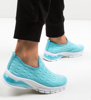 Pantofi Sport Labority Albastri