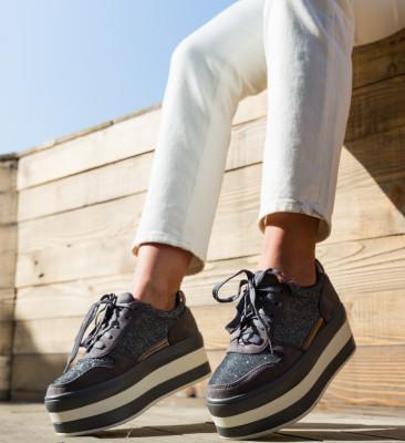 Pantofi Sport Laoq Gri