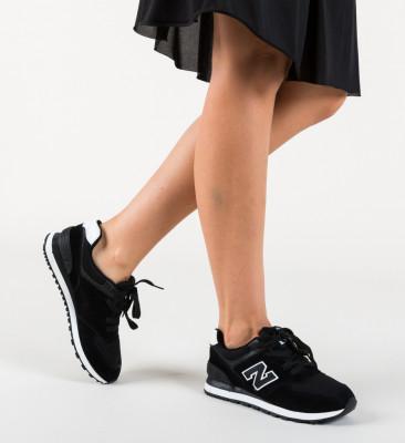Pantofi Sport Layla Negri