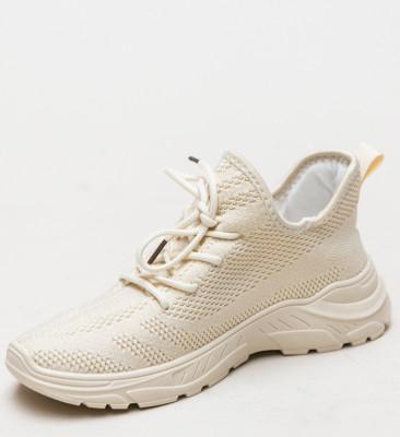 Pantofi Sport Maneta Bej