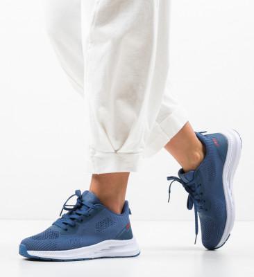 Pantofi Sport Meavalor Albastri