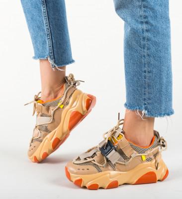 Pantofi Sport Morrigan Portocalii