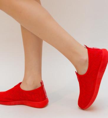 Pantofi Sport Padino Rosii