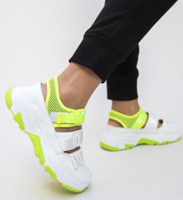 Pantofi Sport Paloma Neon
