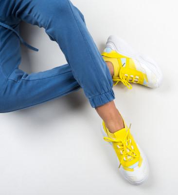 Pantofi Sport Rorelia Galbeni