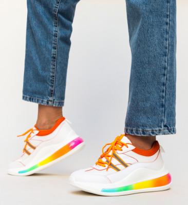 Pantofi Sport Rujee Portocalii