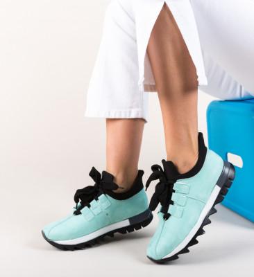 Pantofi Sport Simin Turcoaz