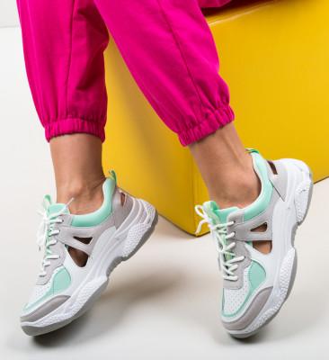 Pantofi Sport Tiopa Verzi