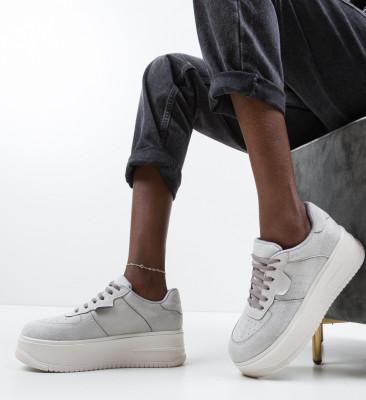 Pantofi Sport Venos Gri
