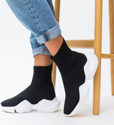 Pantofi Sport Zatar Negri