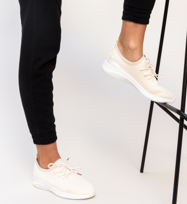 Pantofi Sport Zohar Galbeni