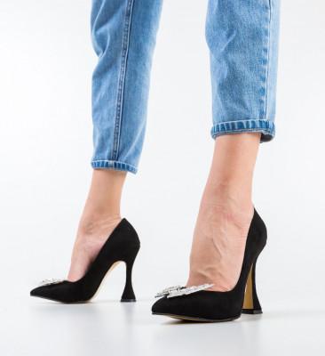 Pantofi Stelizaza Negri