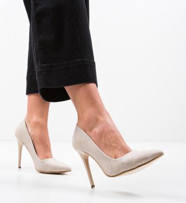 Pantofi Stormwind Bej 2