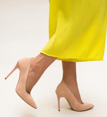 Pantofi Tofife Roz