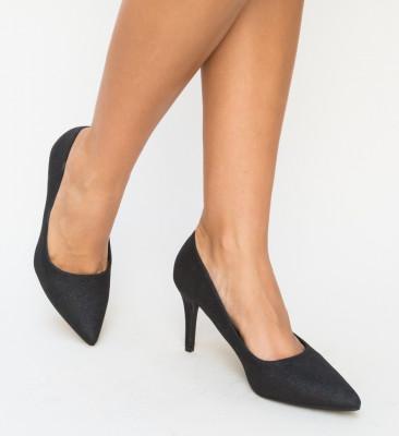 Pantofi Zeno Negri 2