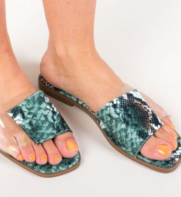 Papuci Tarlon Verzi