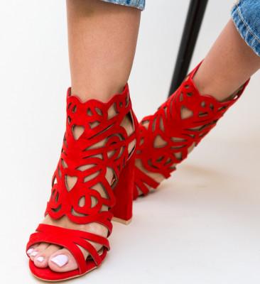 Sandale Aco Rosii