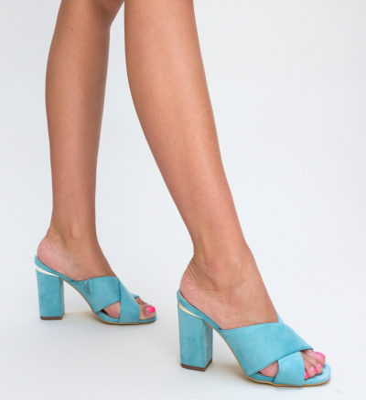 Sandale Alegra Albastre 2