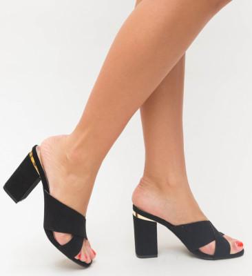 Sandale Alegra Negre