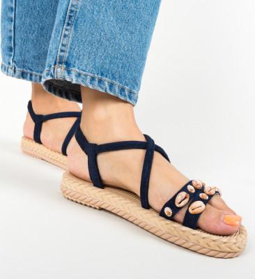 Sandale Amaroka Bleumarin