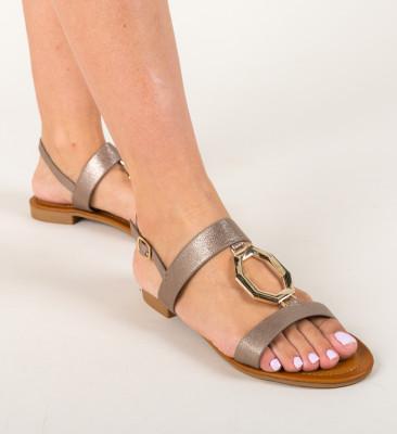 Sandale Amda Khaki