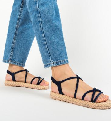 Sandale Binocle Albastre