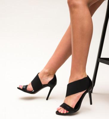 Sandale Bloom Negre