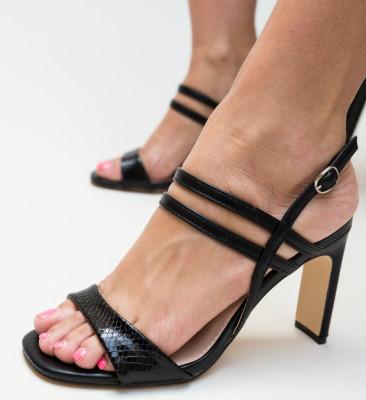 Sandale Bond Negre