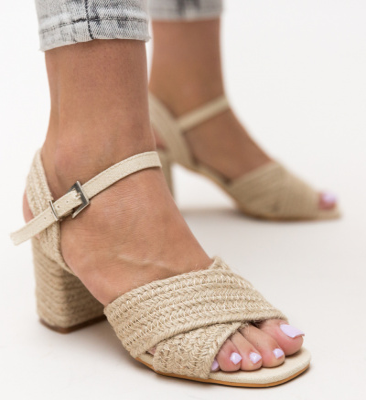 Sandale Cieran Bej