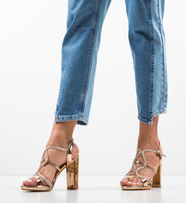 Sandale Dean Aurii 2