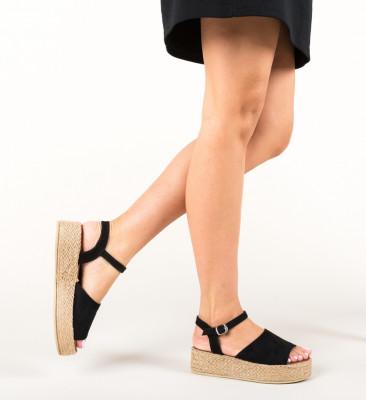 Sandale Dermo Negre
