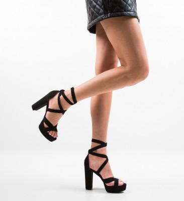 Sandale Fihe Negre
