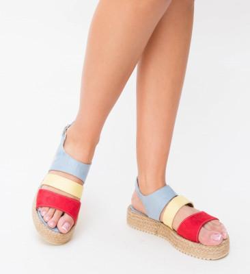Sandale Firmo Albastre