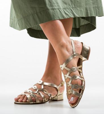 Sandale Foun Aurii