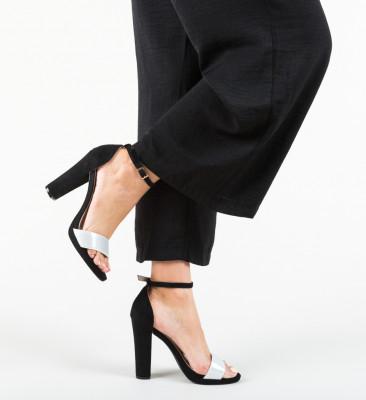 Sandale Genie Argintii 2