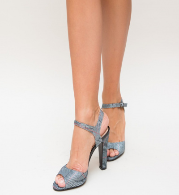 Sandale Guncan Gri