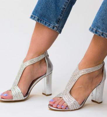 Sandale Henda Argintii