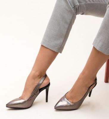Sandale Ikra Argintii