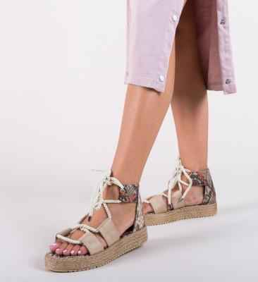 Sandale Ilan Bej 2