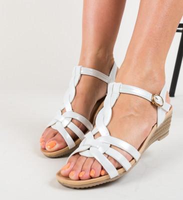 Sandale Infinito Argintii