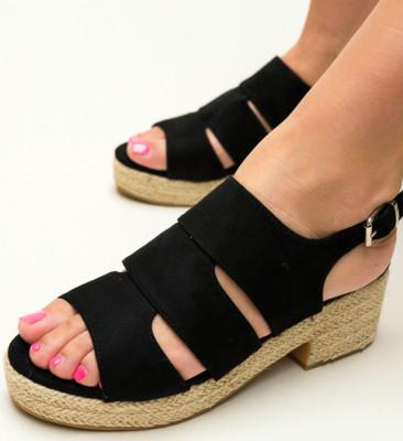Sandale Jasper Negre